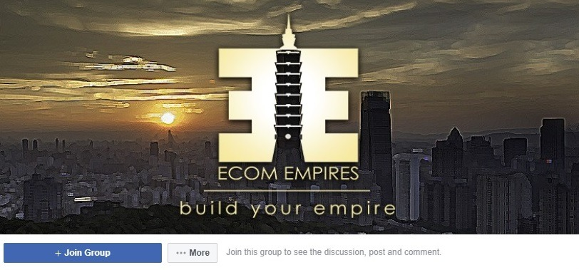 ecom empires facebook group for ecommerce tips 2