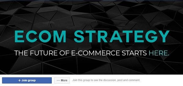 ecom strategy facebook group 2