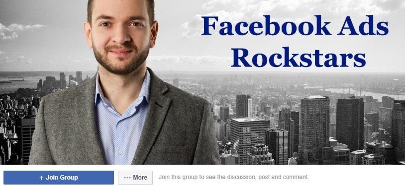 facebook ad rockstar facebook group 333