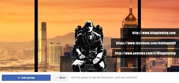 kingpining facebook group for entrepreneurs 333