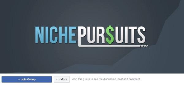 niche persuites facebook group for niche pursuits 3333