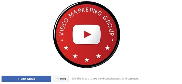 video marketing facebook group 333
