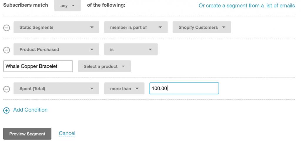 mail platform app for shopify