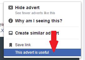 useful ads FB