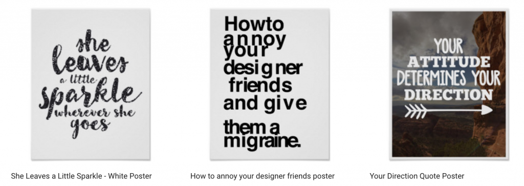 poster font trends
