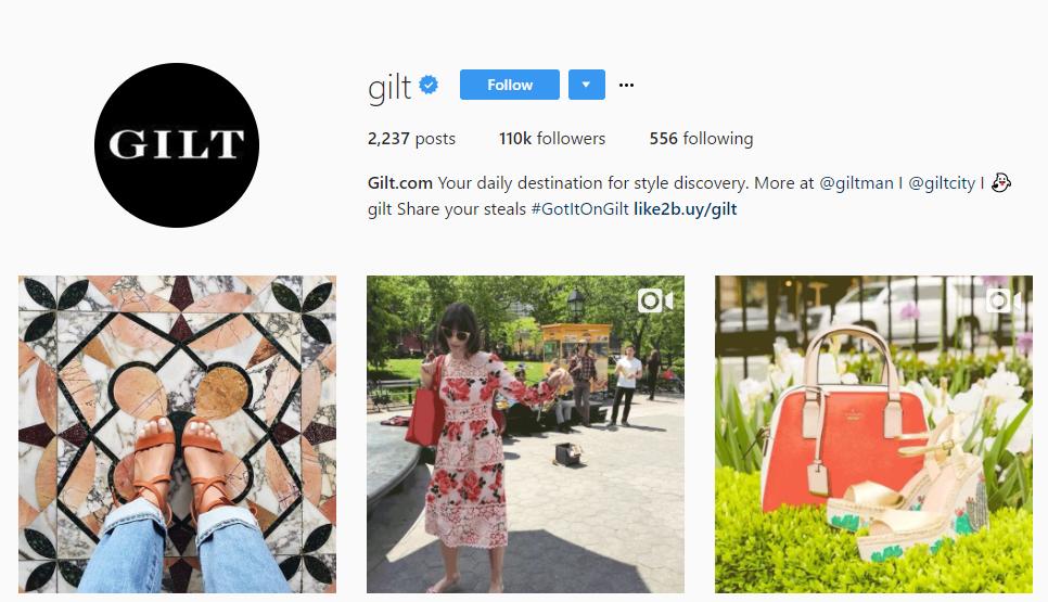 best online stores on instagram
