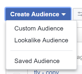 how to set up a lookalike campaign