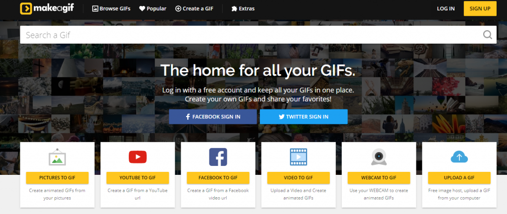 free gif tool for marketing