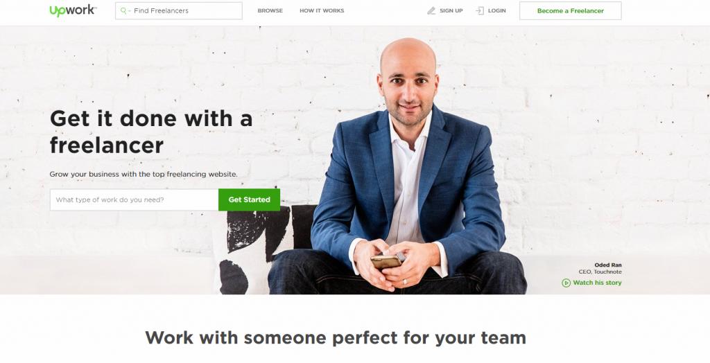 websites to find freelancers online