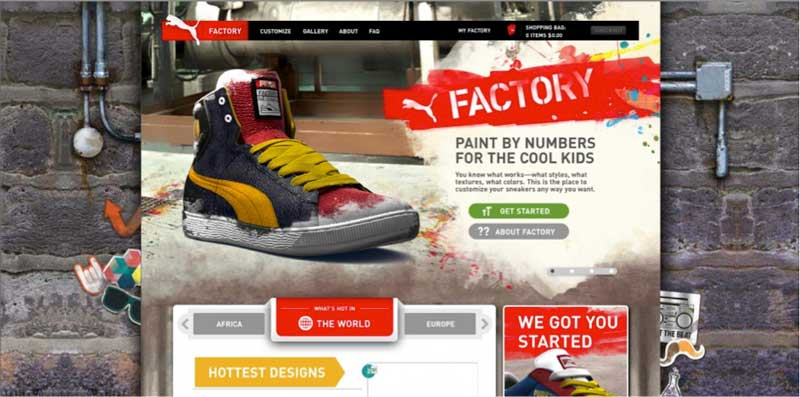example of personalized eCommerce products