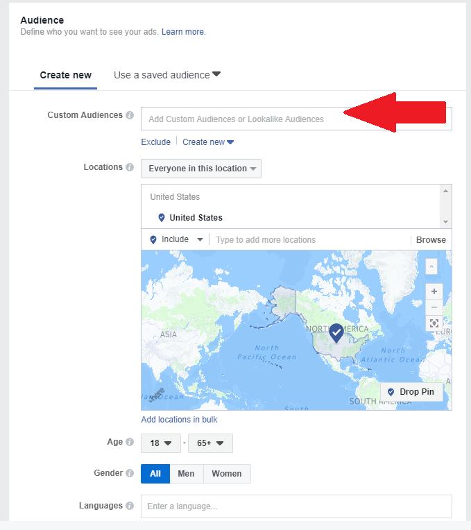 best way to create lookalike audiences on Facebook