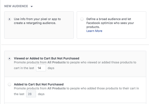 how to Segment Your Add-to-Cart and Product Page Viewers