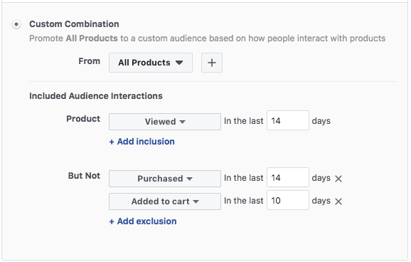 Segment Your Add-to-Cart and Product Page Viewers