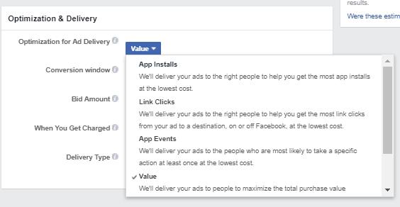 How to Set Up Facebook Value Optimization