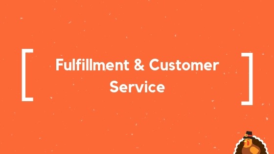 fulfillment strategies for bfcm