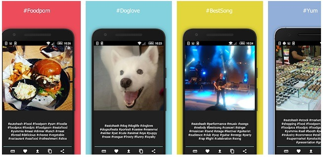 app to help find intagram hashtags