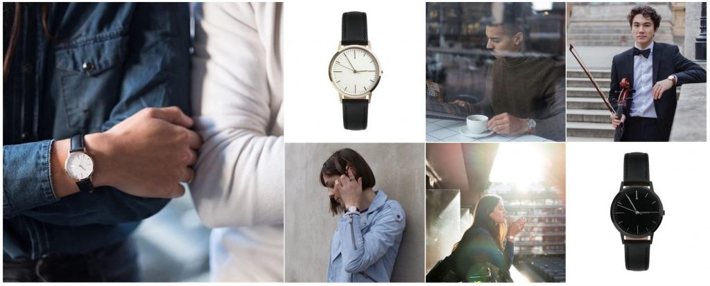 minimalist watch product ideas
