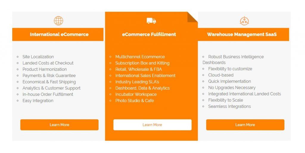 list of fulfillment companies
