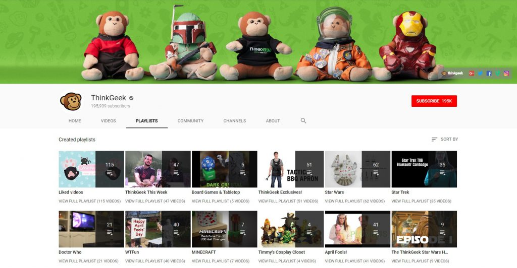 ecommerce youtube channels