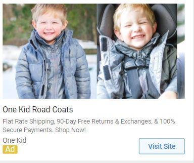 example of google display ad