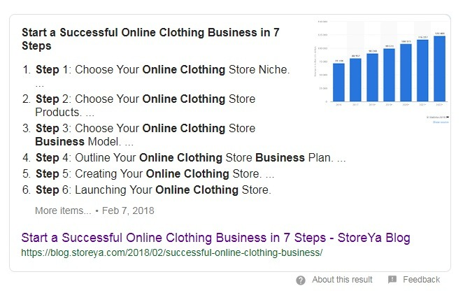 example of meta description snippets
