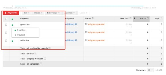 how to Find duplicate keywords