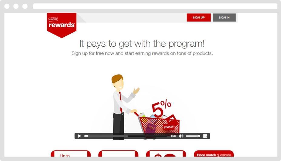 example of reward program