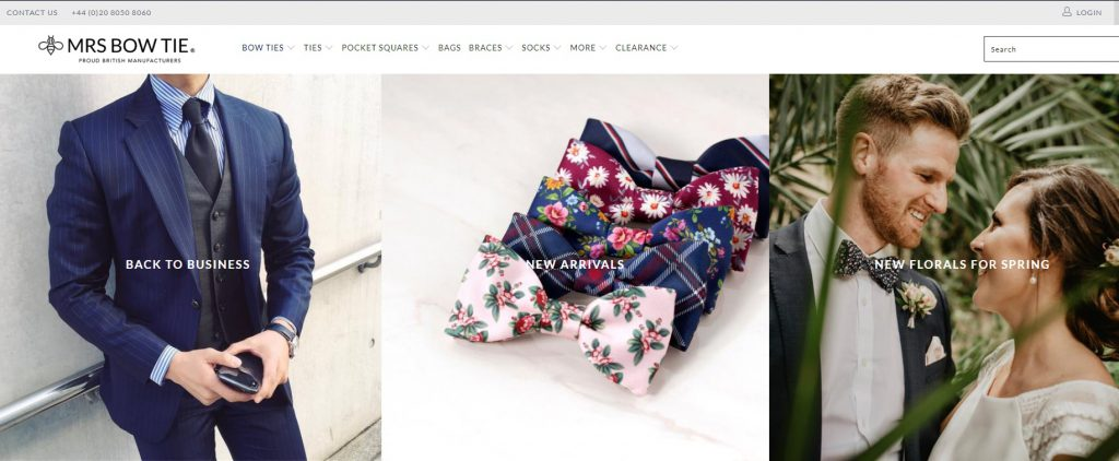 store to buy great bowties online