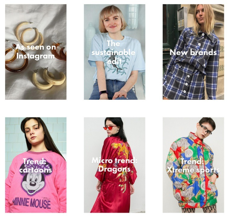 Asos marketplace trends for sellers