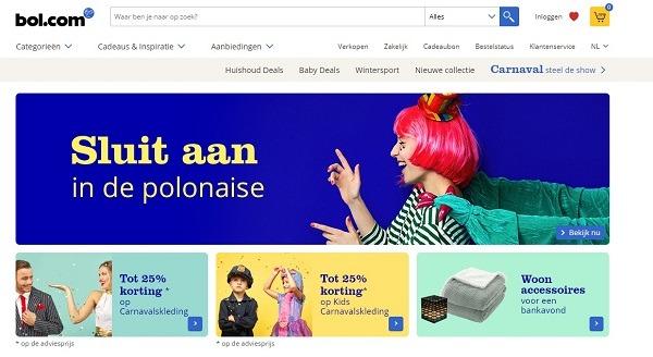 Bol.com online store