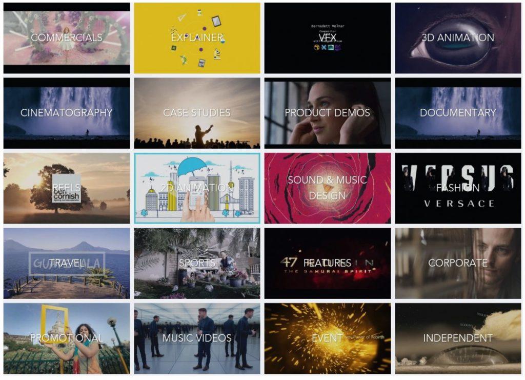 Viflux video production