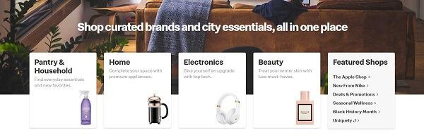 jet marketplace categories