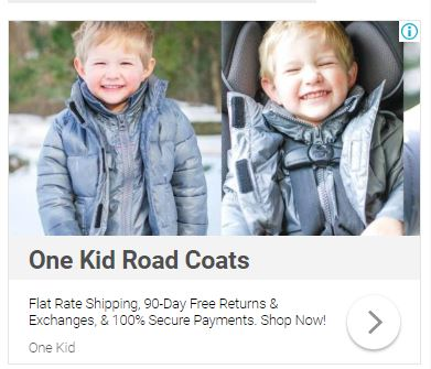 example of ecommerce google ad