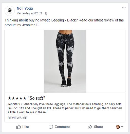 facebook ads for ecommerce