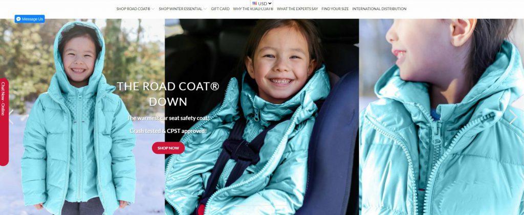 onekid online store for kids coats