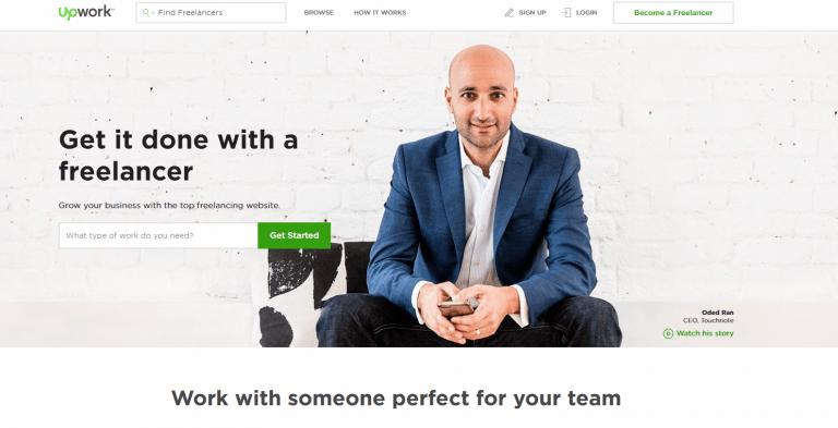 freelance marketplace for ecommerce