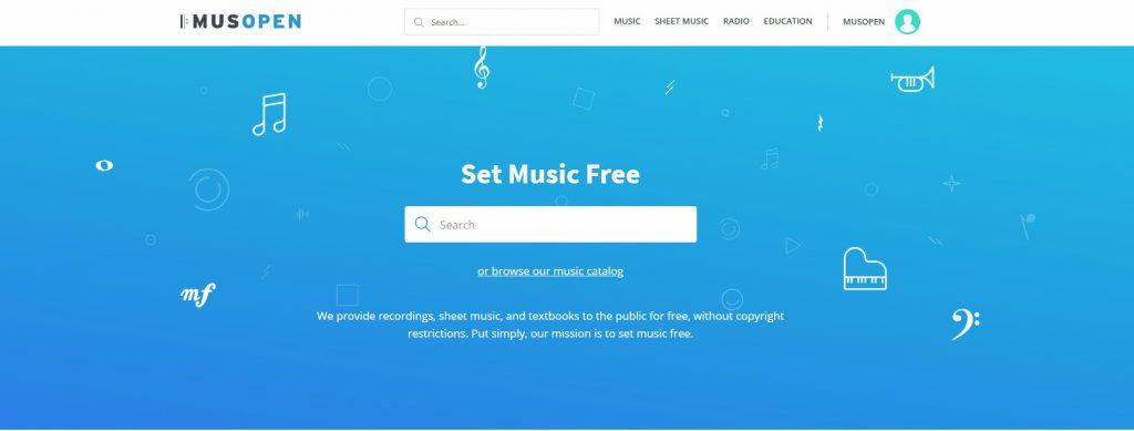 musopen music downloads