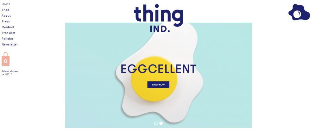 thing id product photos on home page