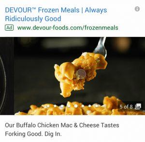 gallary ad example google