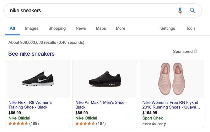 Branded Google Shopping Campaigns