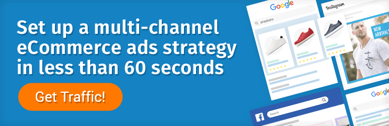 setting up multi-channel eCommerce ads