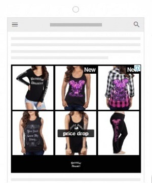 google display example