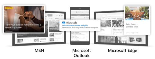 Microsoft ads for eCommerce