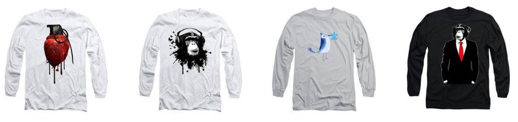 pexels print on demand long sleve shirts