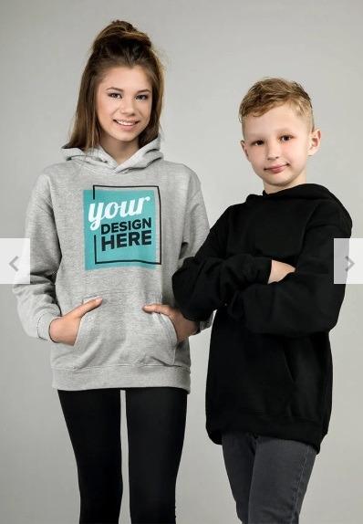 printful print on demand kids clothing