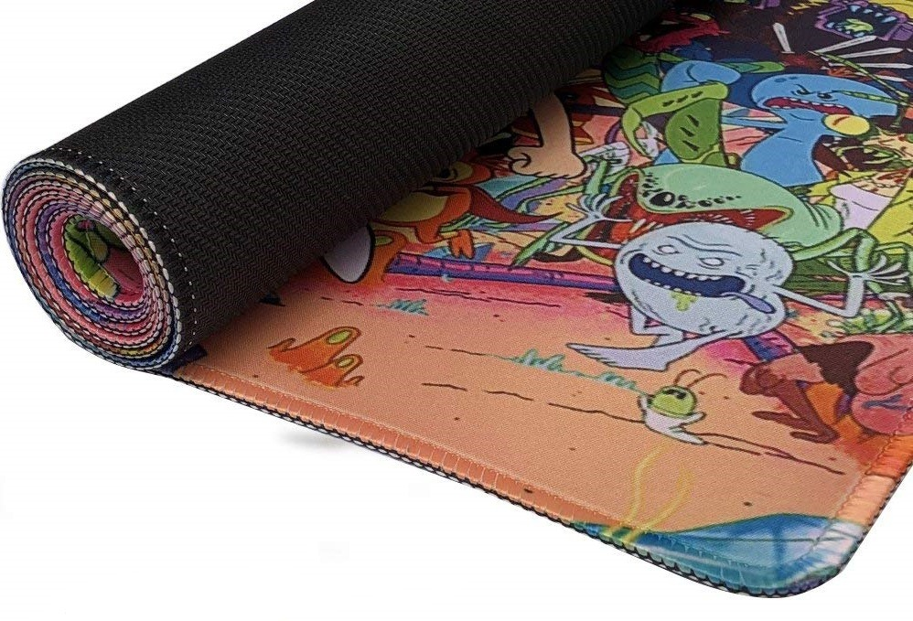 theme printed mouse pads for store