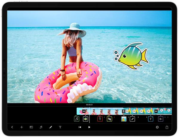filmmaker pro free video editing app
