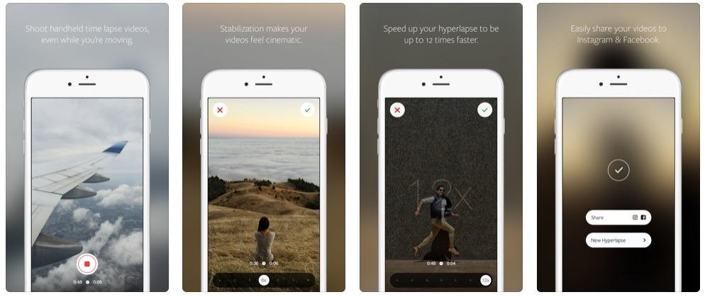 hyperlapse video creation app instagram