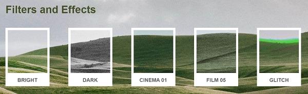 instashot video editing mobile app filters