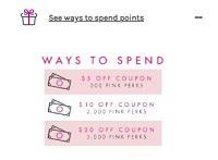 ecommerce vip reward program example